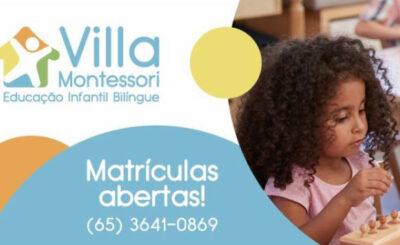 Villa Montessori – Gerenciamento de Redes Sociais